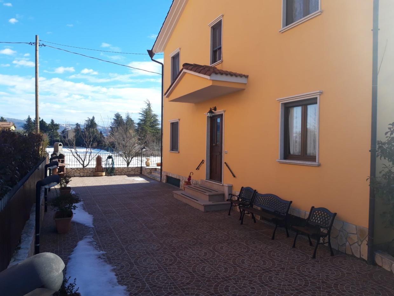 Villa singola Rocchetta a Volturno IS1187761